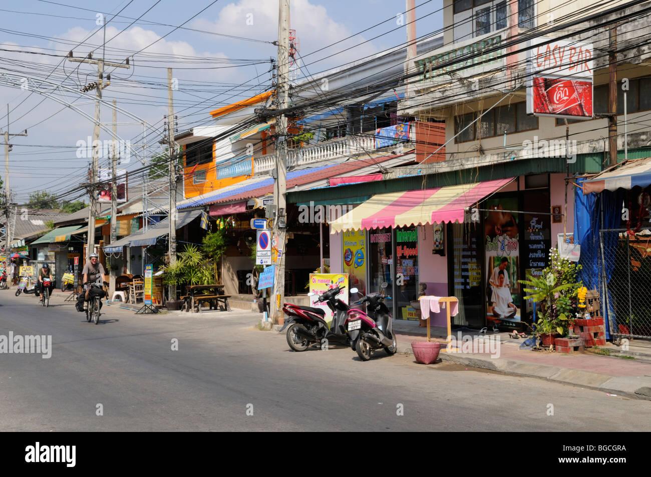 Kanchanaburi Food Market