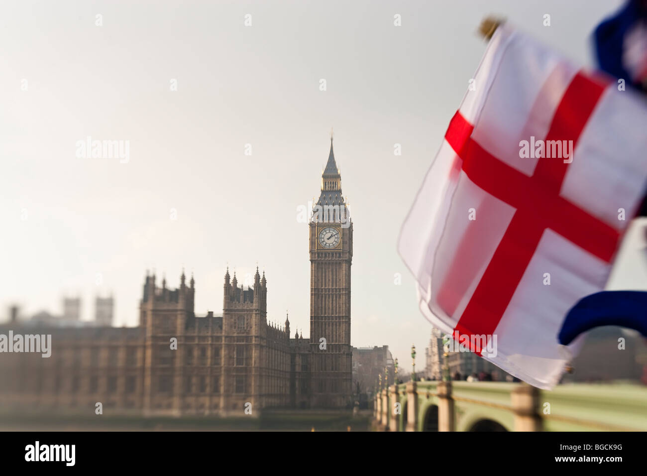 Houses of Parliment, Westminster, London, UK - Stock Image