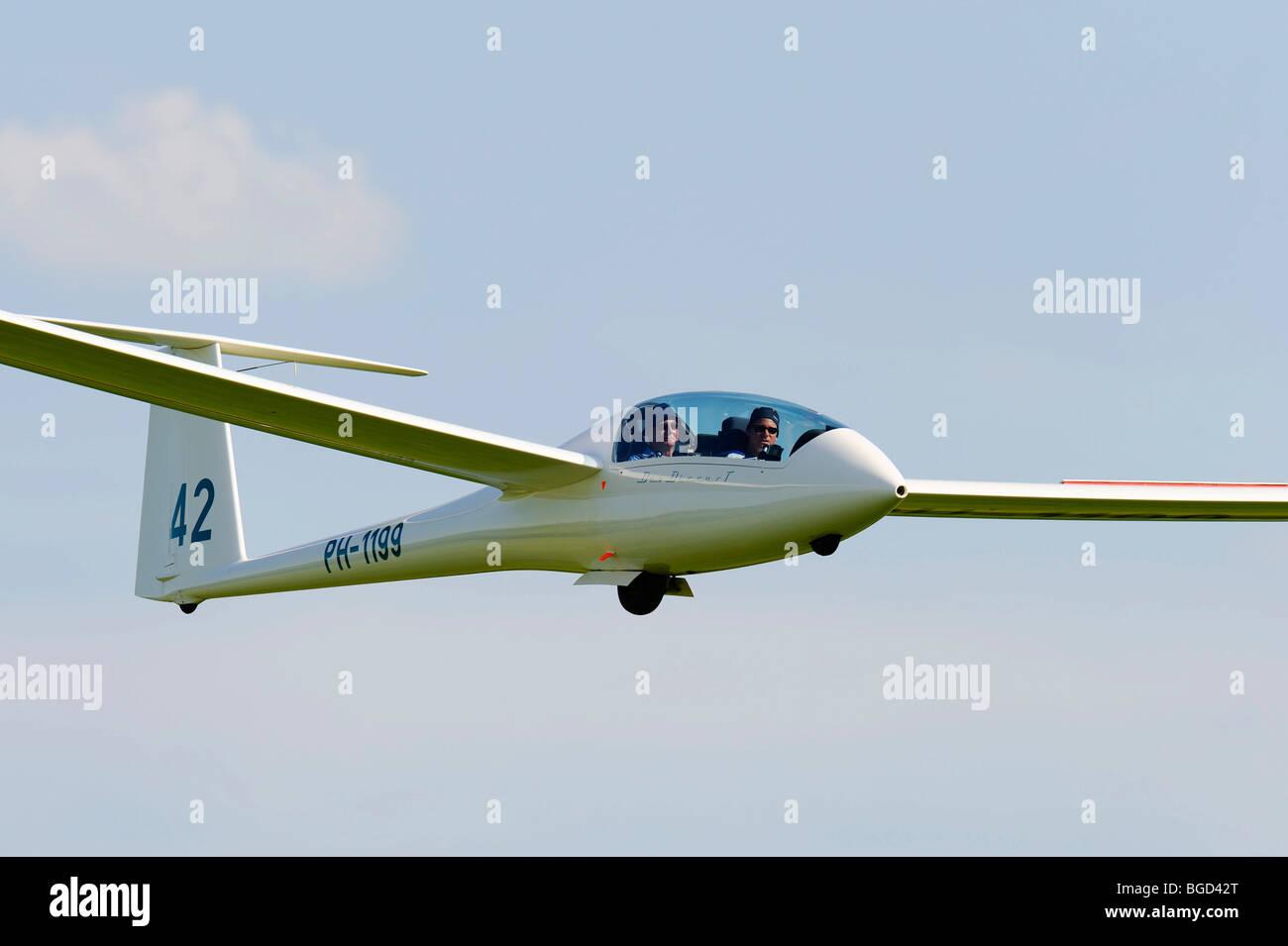 Glider - Stock Image