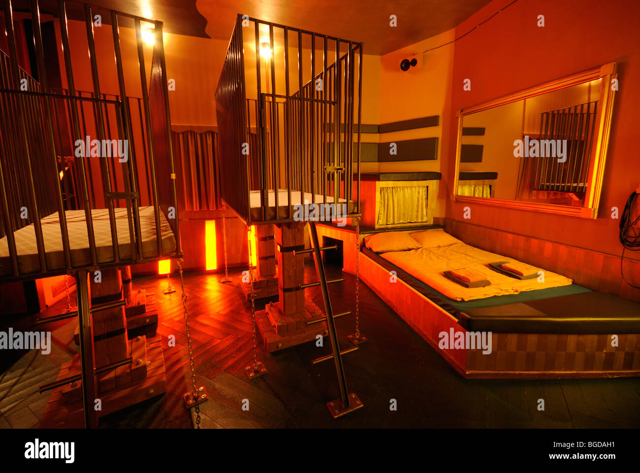 propeller island city lodge hotel in albrecht achilles strasse near stock photo 27338557 alamy. Black Bedroom Furniture Sets. Home Design Ideas