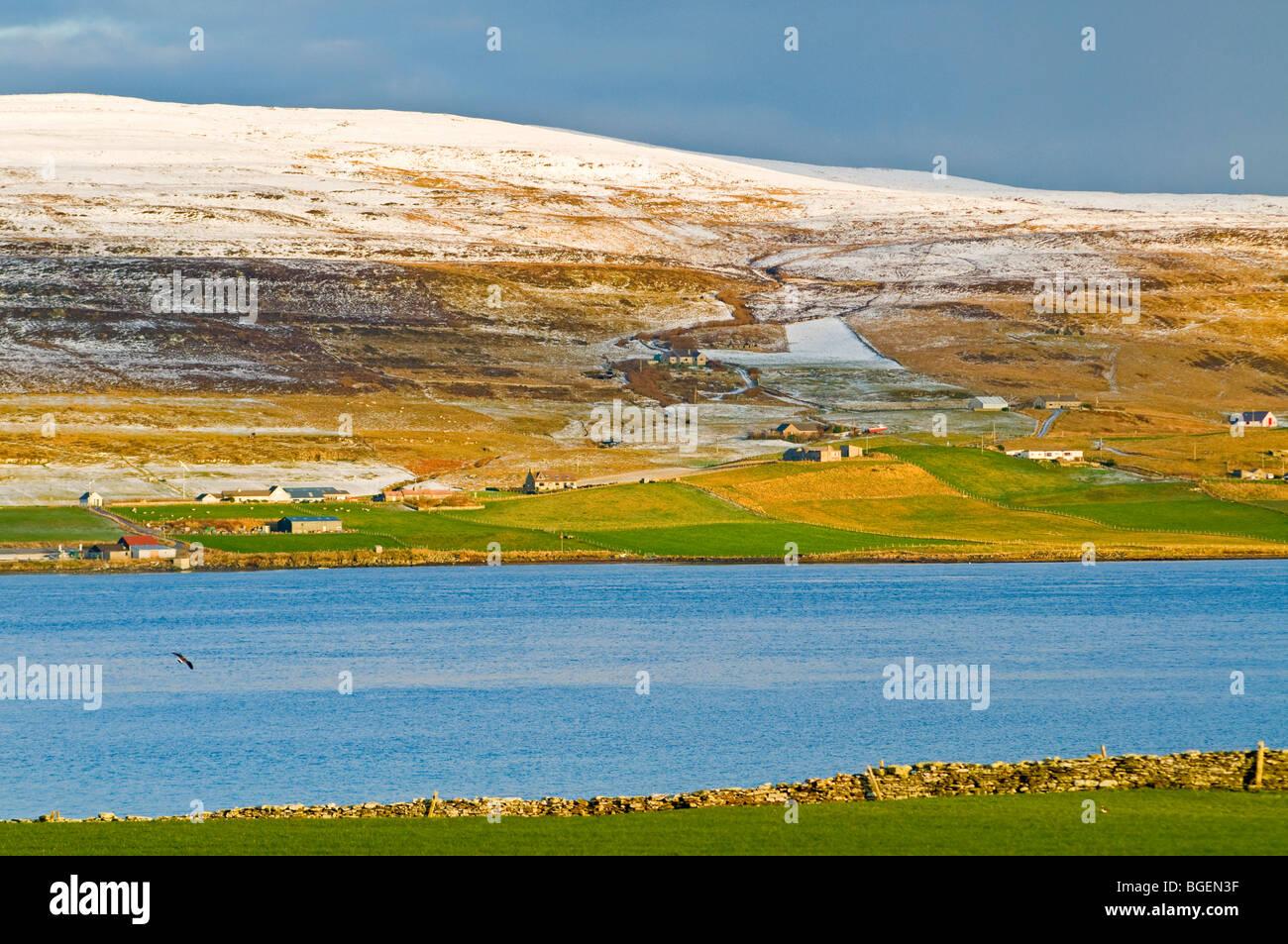 Isle of Rousay Orkney  SCO 5790 - Stock Image