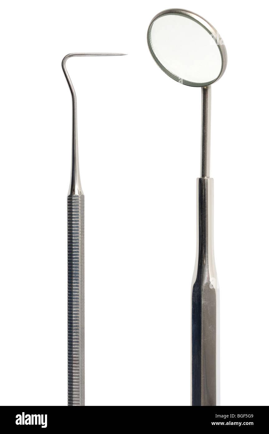 Dental tools - Stock Image