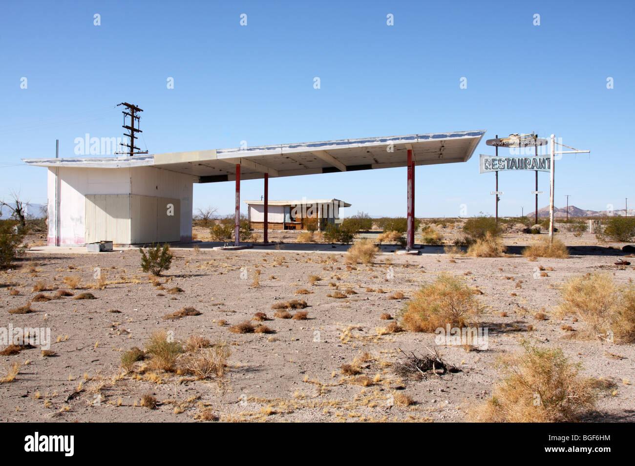 Mojave Ca Old Desert Cafe