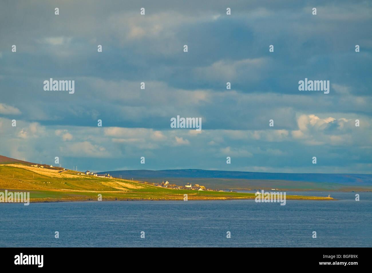 Isle of Rousay Orkney  SCO 5792 - Stock Image
