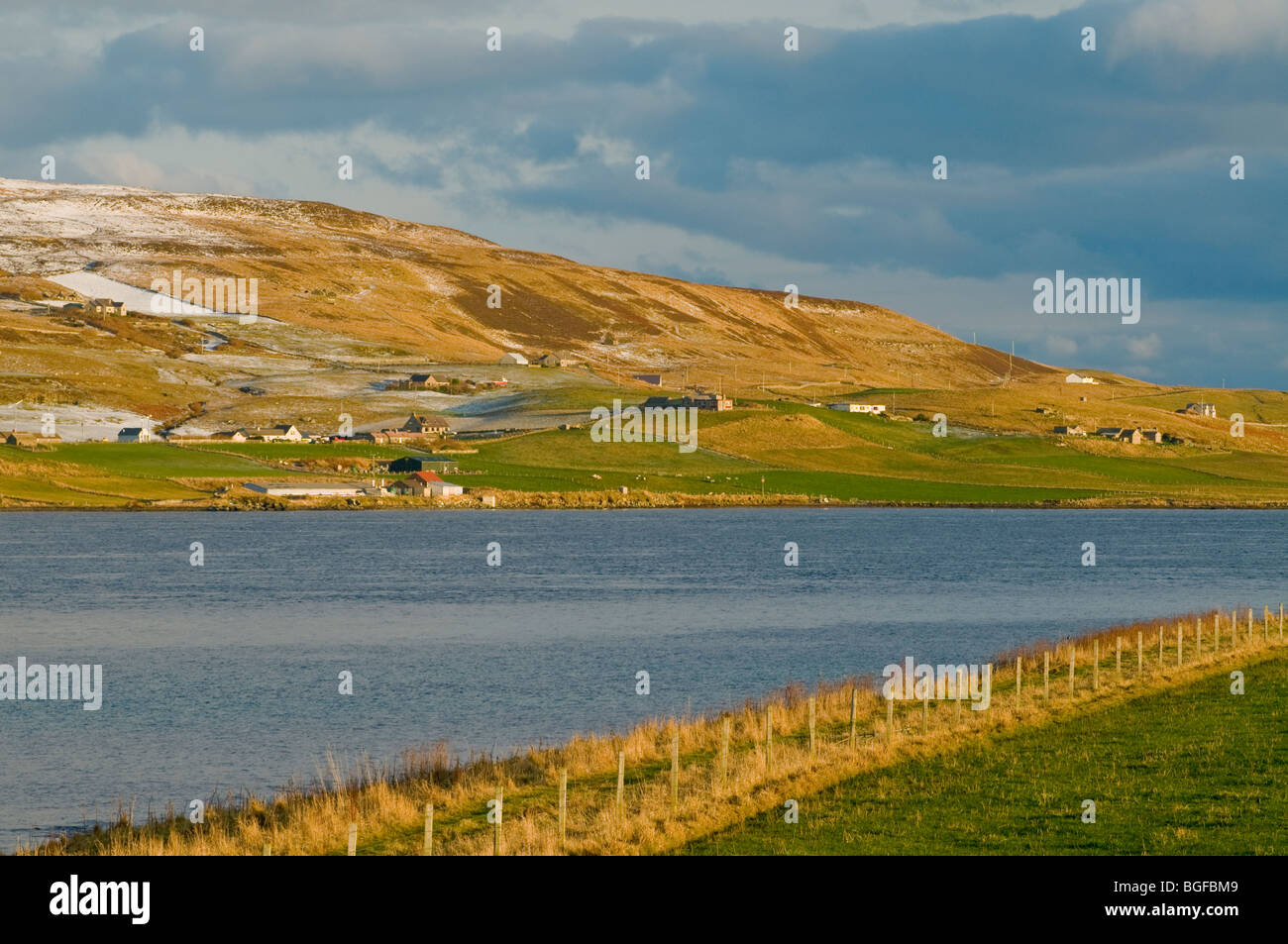 Isle of Rousay Orkney SCO 5798 - Stock Image