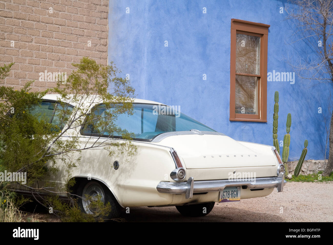 Old Plymouth Car Stock Photos & Old Plymouth Car Stock Images - Alamy
