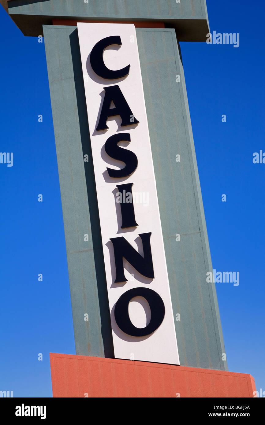 Desert Diamond Casino, Tohono O' odham Indian Reservation, Sahuarita, Greater Tucson Region, Arizona, USA - Stock Image