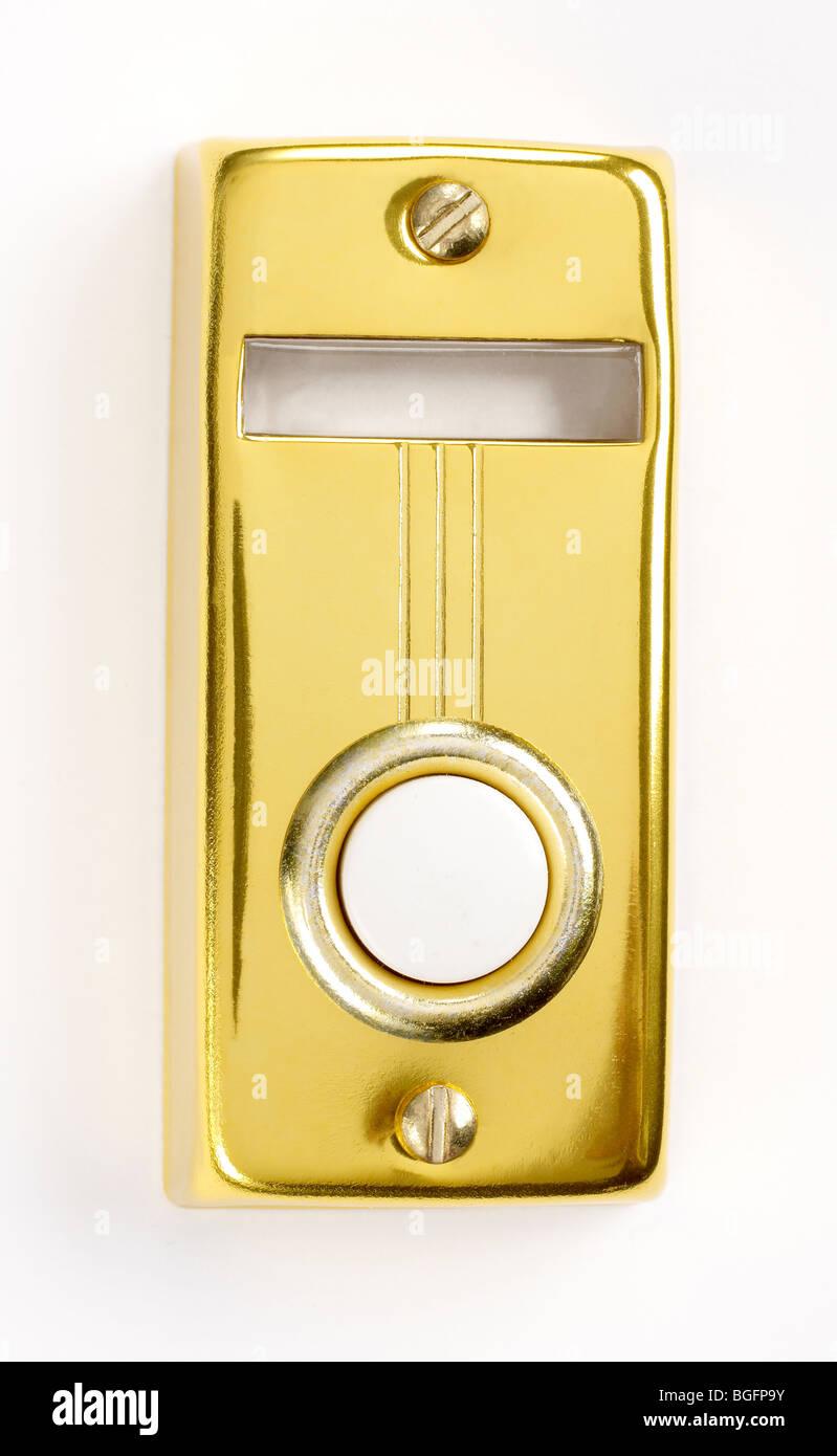 Doorbell - Stock Image