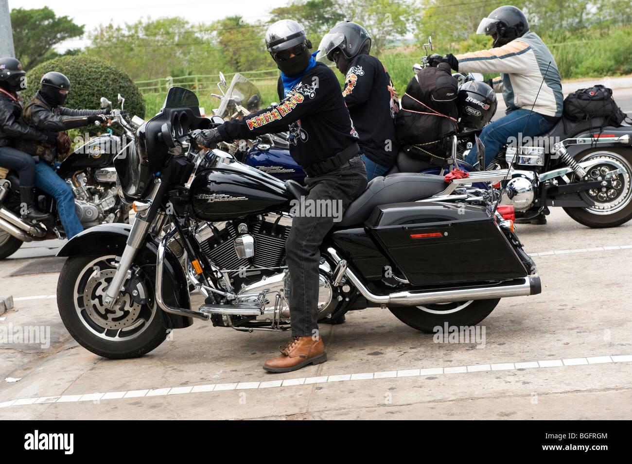 thai harley davidson gangster Stock Photo: 27392644 - Alamy