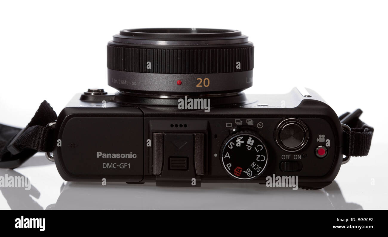 Panasonic Lumix GF1 - Stock Image