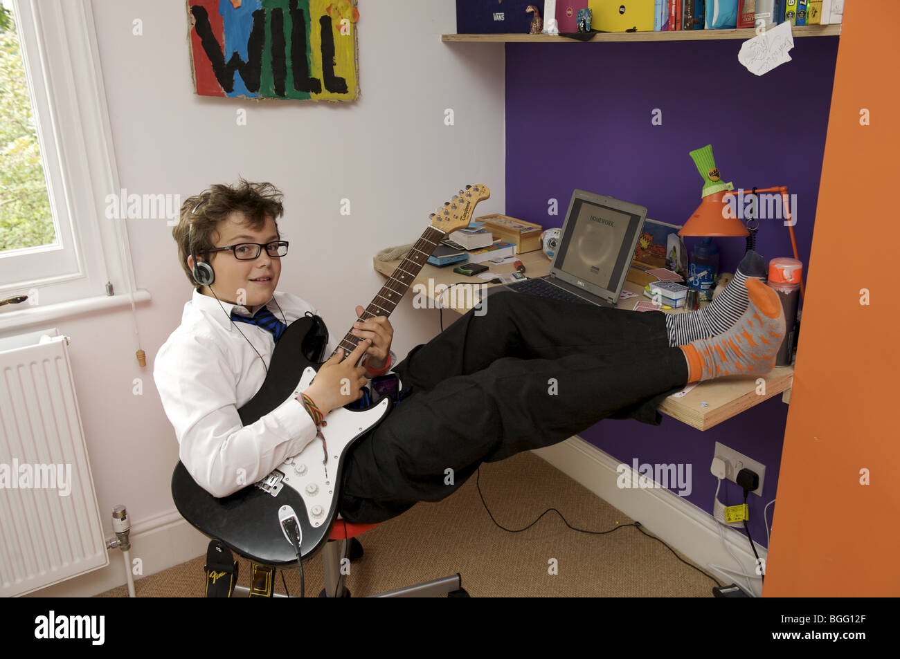 14 Year Old Boy Cool High Resolution Stock Photography And Images Alamy