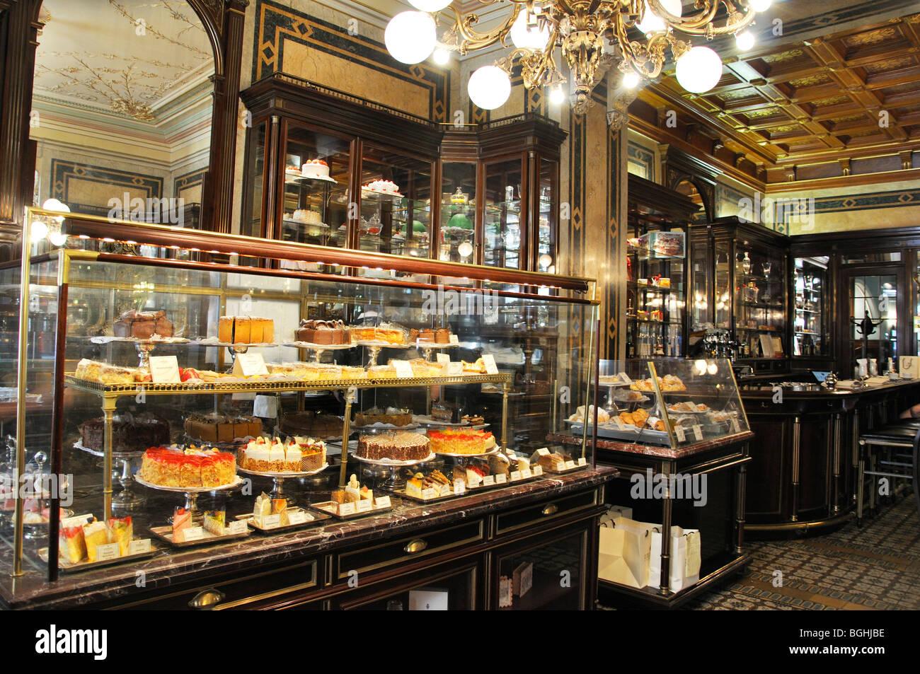Cafe Demel In Wien