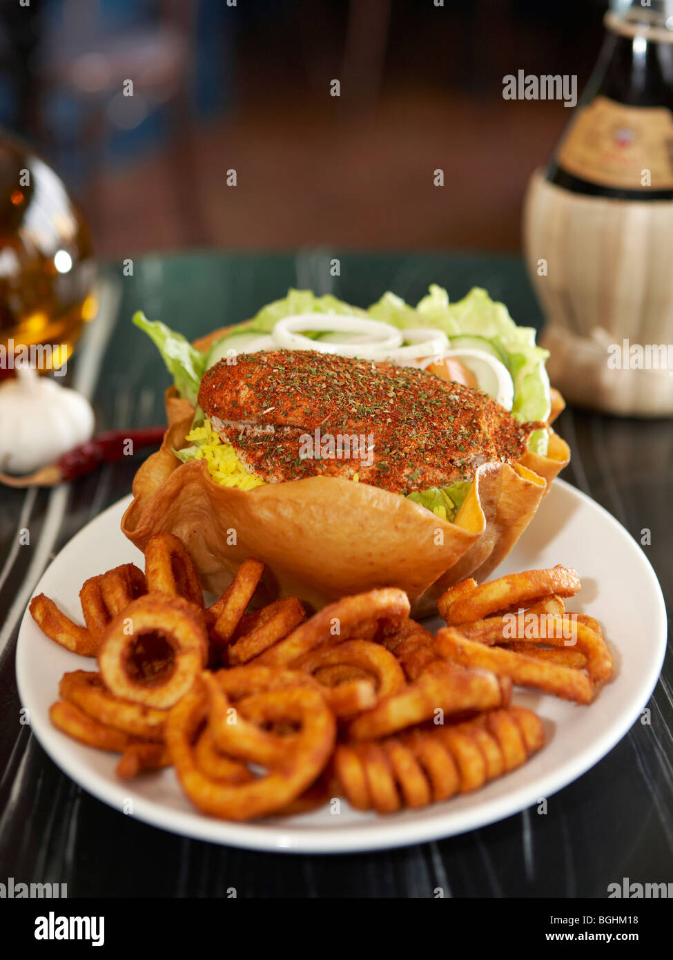 Junk Food - Stock Image