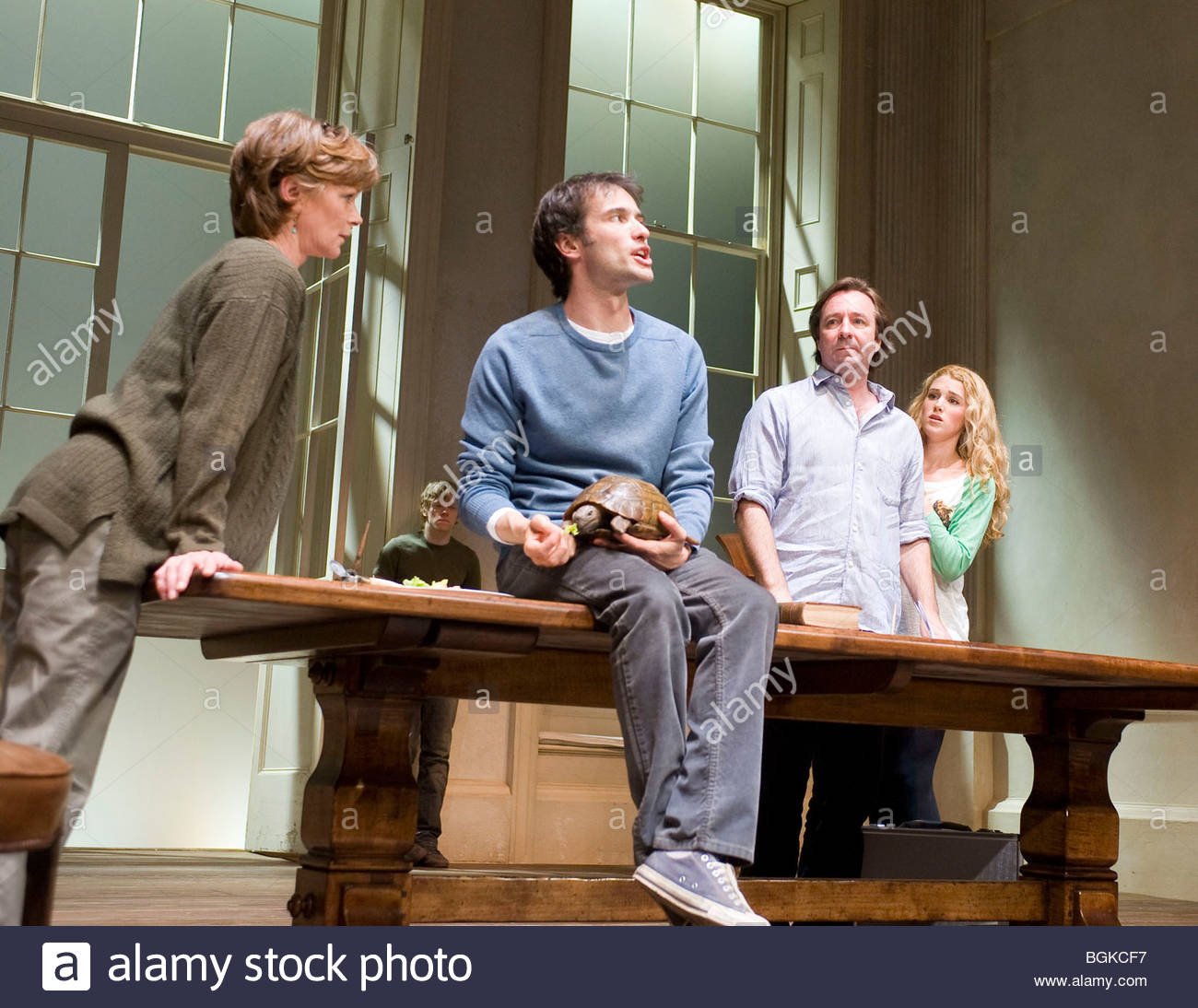 Arcadia by Tom Stoppard,directed by David Leveaux. - Stock Image