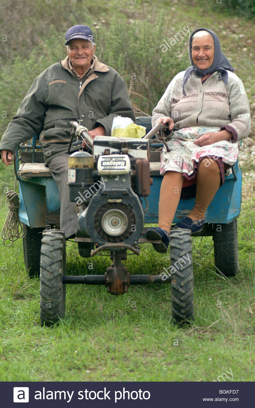 farmer and wife picture