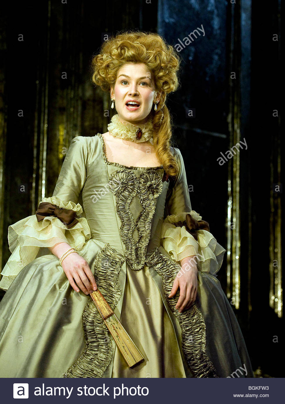 Madame De Sade by Yukio Mishima,directed by Michael Grandage - Stock Image