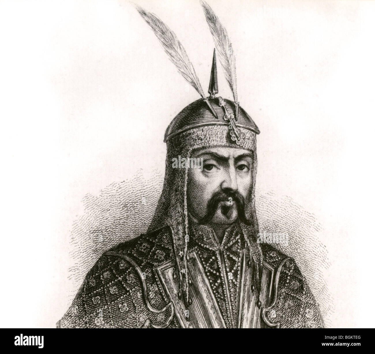Genghis Khan Stock Photos Genghis Khan Stock Images Alamy