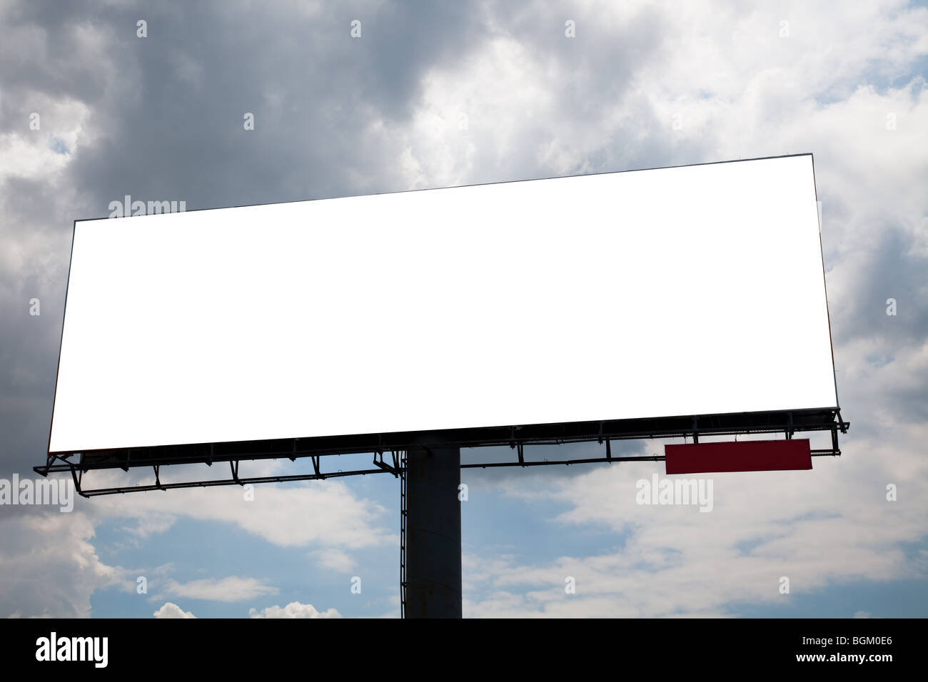 billboard - Stock Image