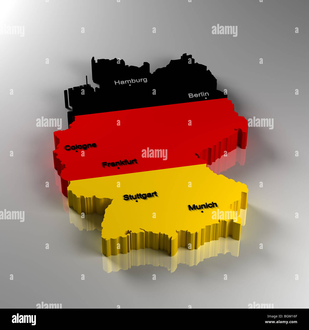 Germany - Stock Image