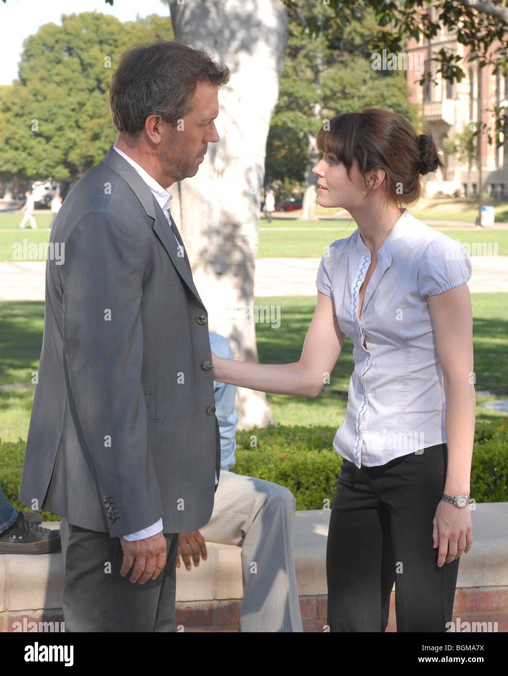 House M.D. TV Series 2004 - ???? USA  2006 Season 3 - episode 1  Director : Deran Sarafian Hugh Laurie, Jennifer - Stock Image