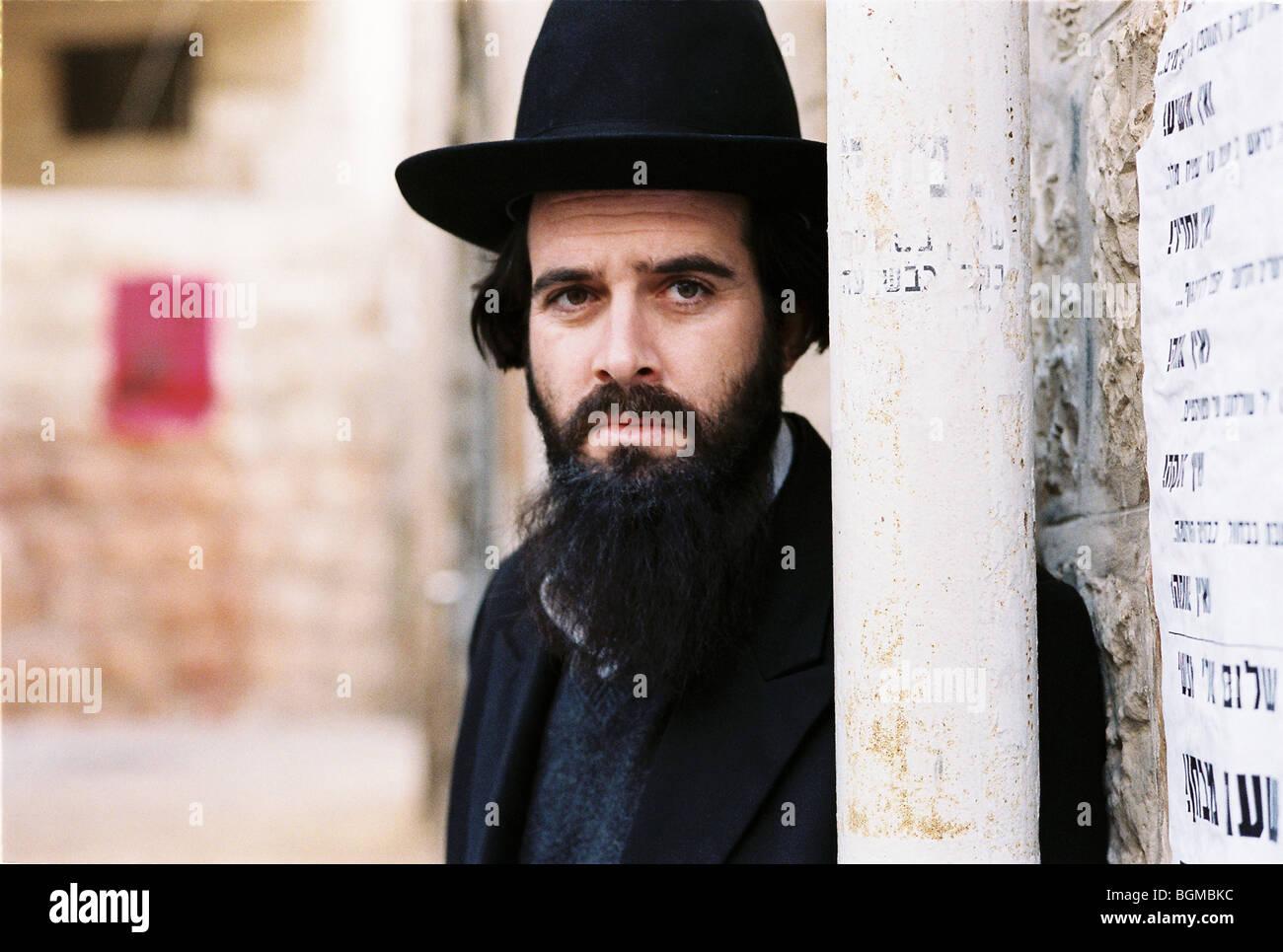Eynaim pekukhot  Eyes Wide Open Year : 2009 Director : Haim Tabakman Zohar Strauss - Stock Image