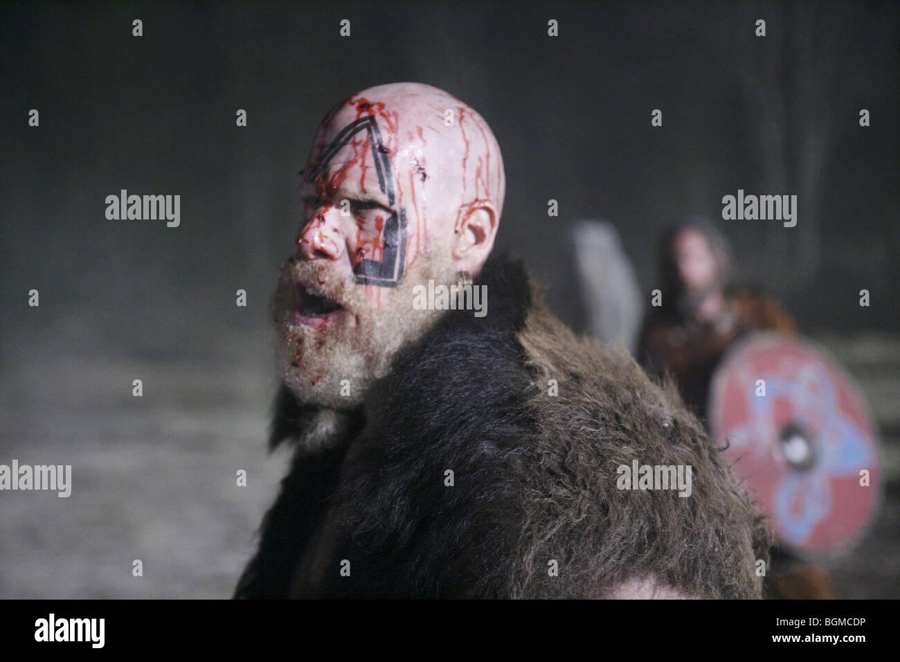 Outlander Year : 2008 Director : Howard McCain Ron Perlman - Stock Image