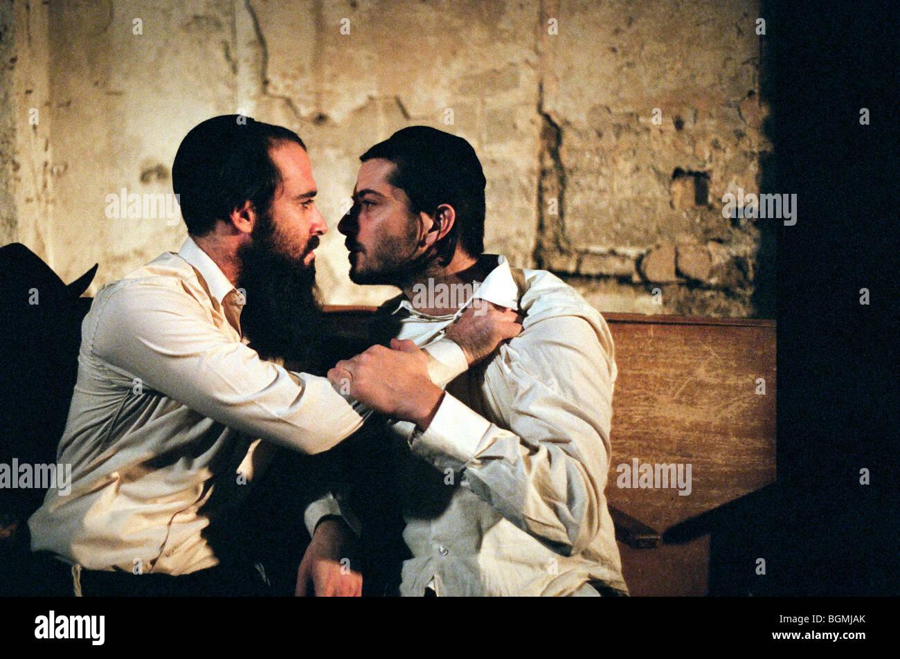 Eynaim pekukhot  Eyes Wide Open Year : 2009 Director : Haim Tabakman Ran Danker, Zohar Strauss, - Stock Image