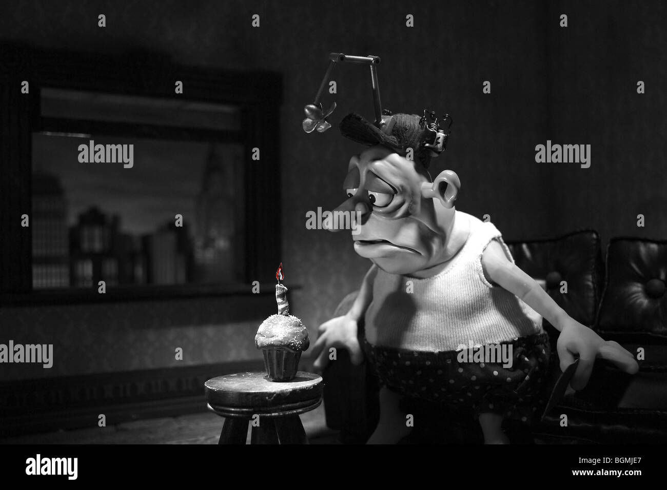Mary And Max Year 2009 Director Adam Elliot Animation Stock Photo Alamy