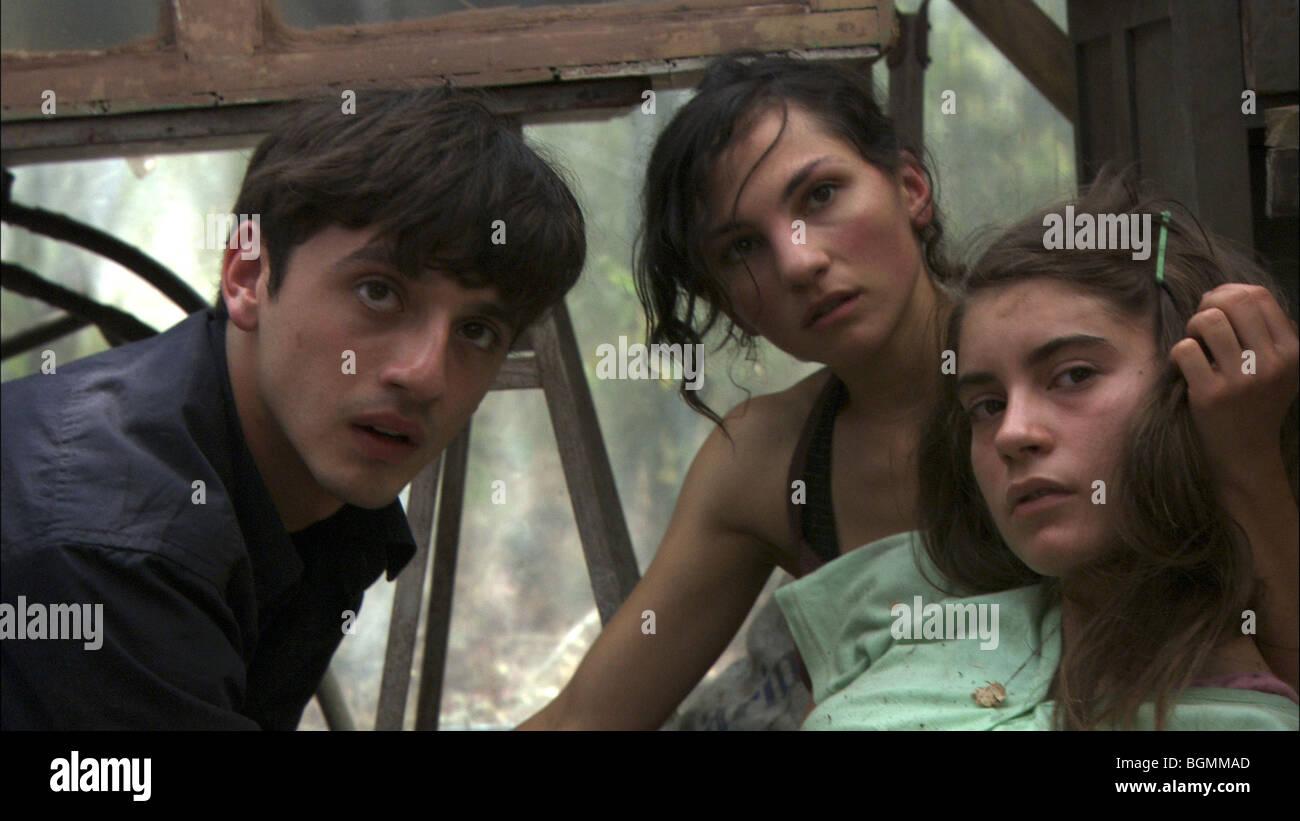 Navidad Year : 2009 Director : Sebastián Campos Diego Ruiz, Alicia Rodríguez, Manuela Martelli - Stock Image