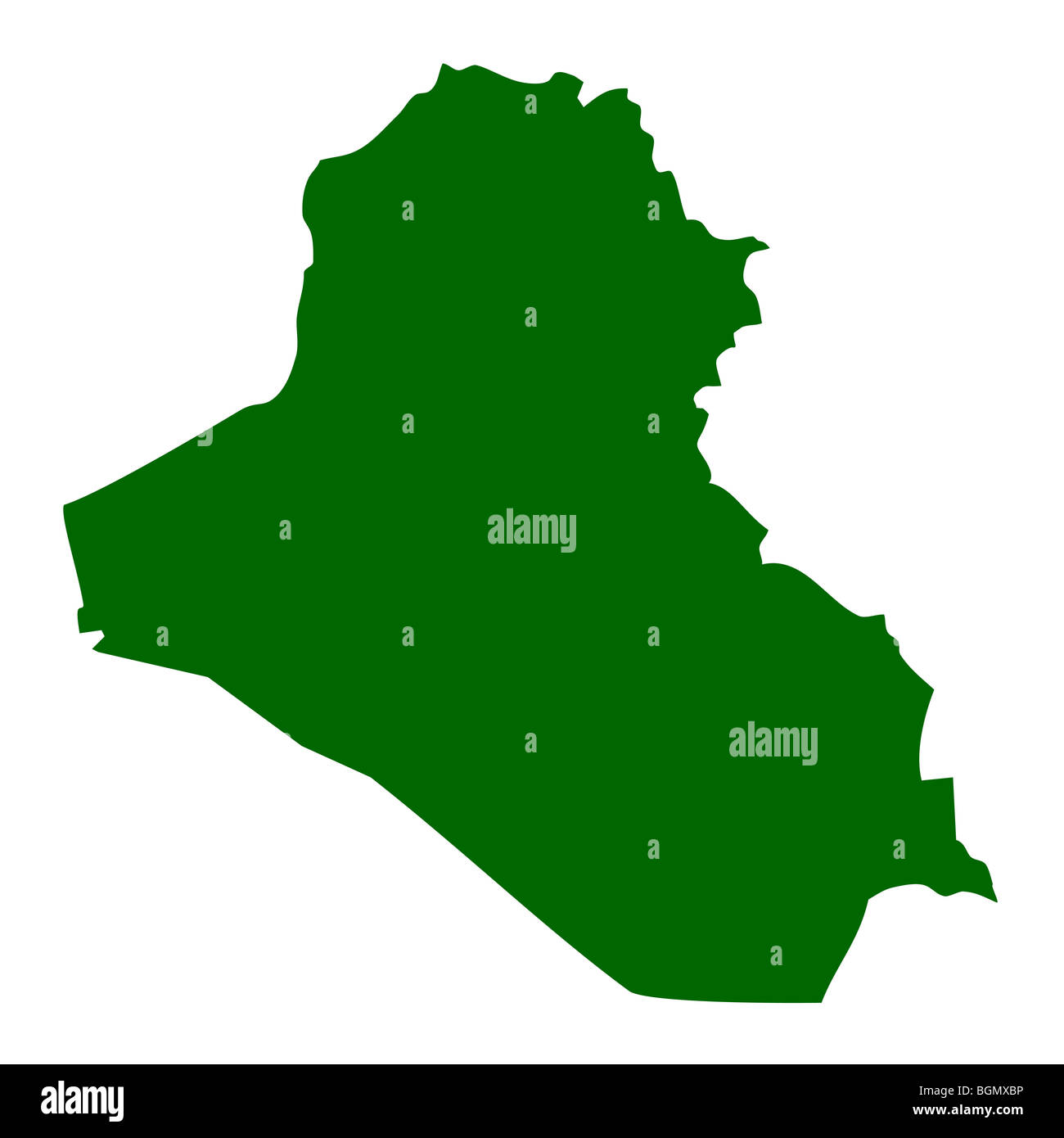 Map Of Iraq Stock Photos & Map Of Iraq Stock Images - Alamy