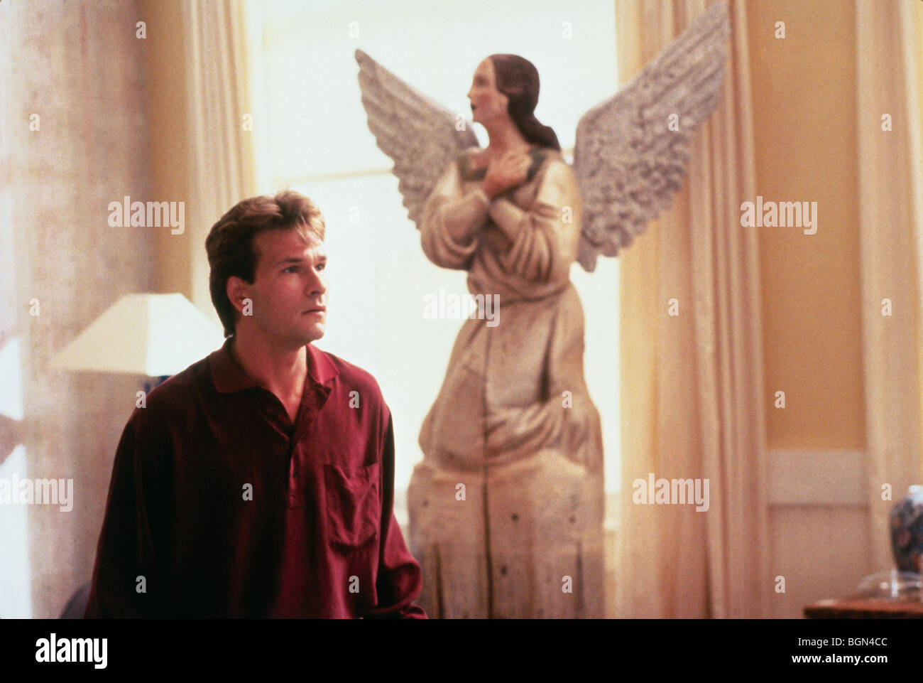 Ghost Year : 1990 Director : Jerry Zucker Patrick Swayze - Stock Image
