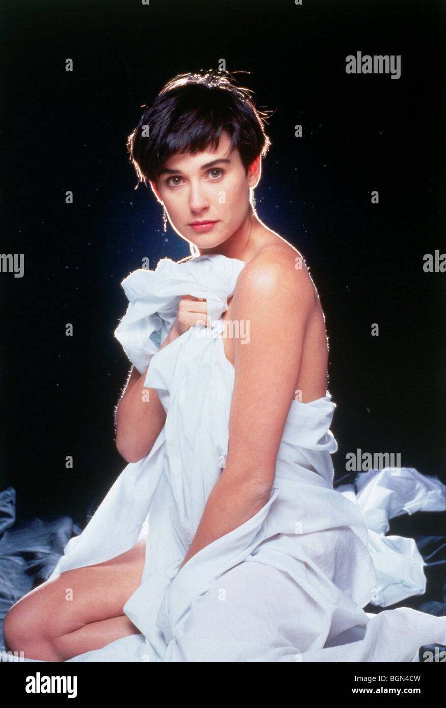 Ghost Year : 1990 Director : Jerry Zucker Demi Moore - Stock Image