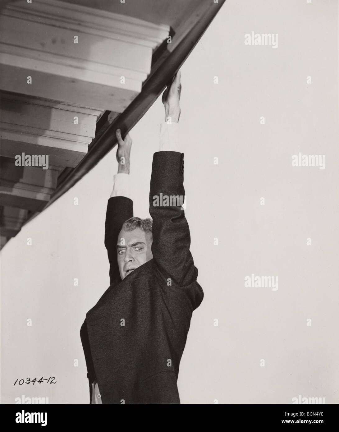 Vertigo Year : 1958 Director : Alfred Hitchcock James Stewart - Stock Image