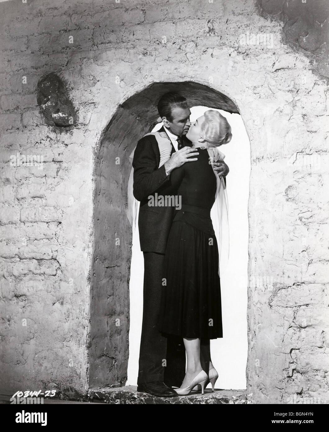 Vertigo Year : 1958 Director : Alfred Hitchcock James Stewart, Kim Novak - Stock Image
