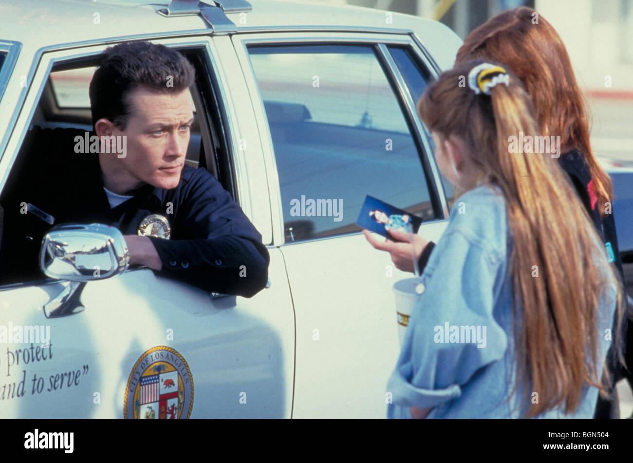 Terminator 2: Judgment Day  Year : 1991  Director : James Cameron Robert Patrick - Stock Image
