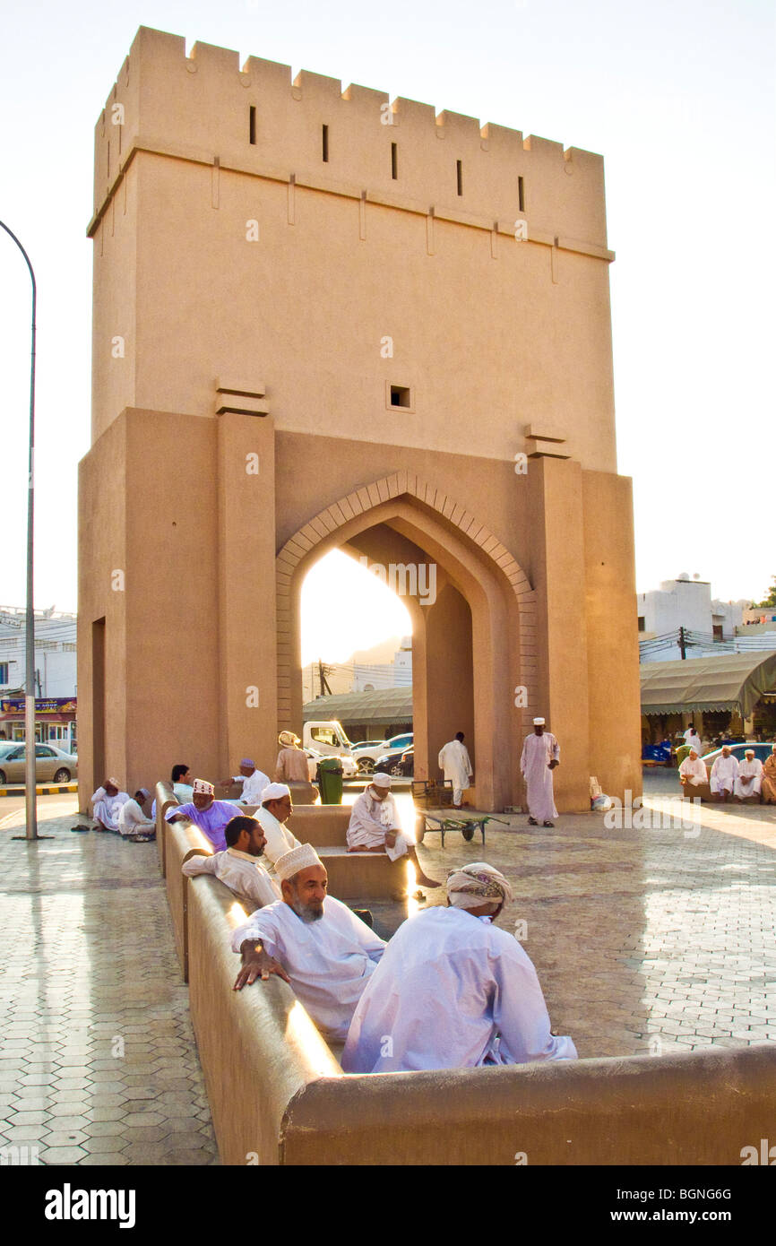 Muscat, Sultanate of Oman - Stock Image