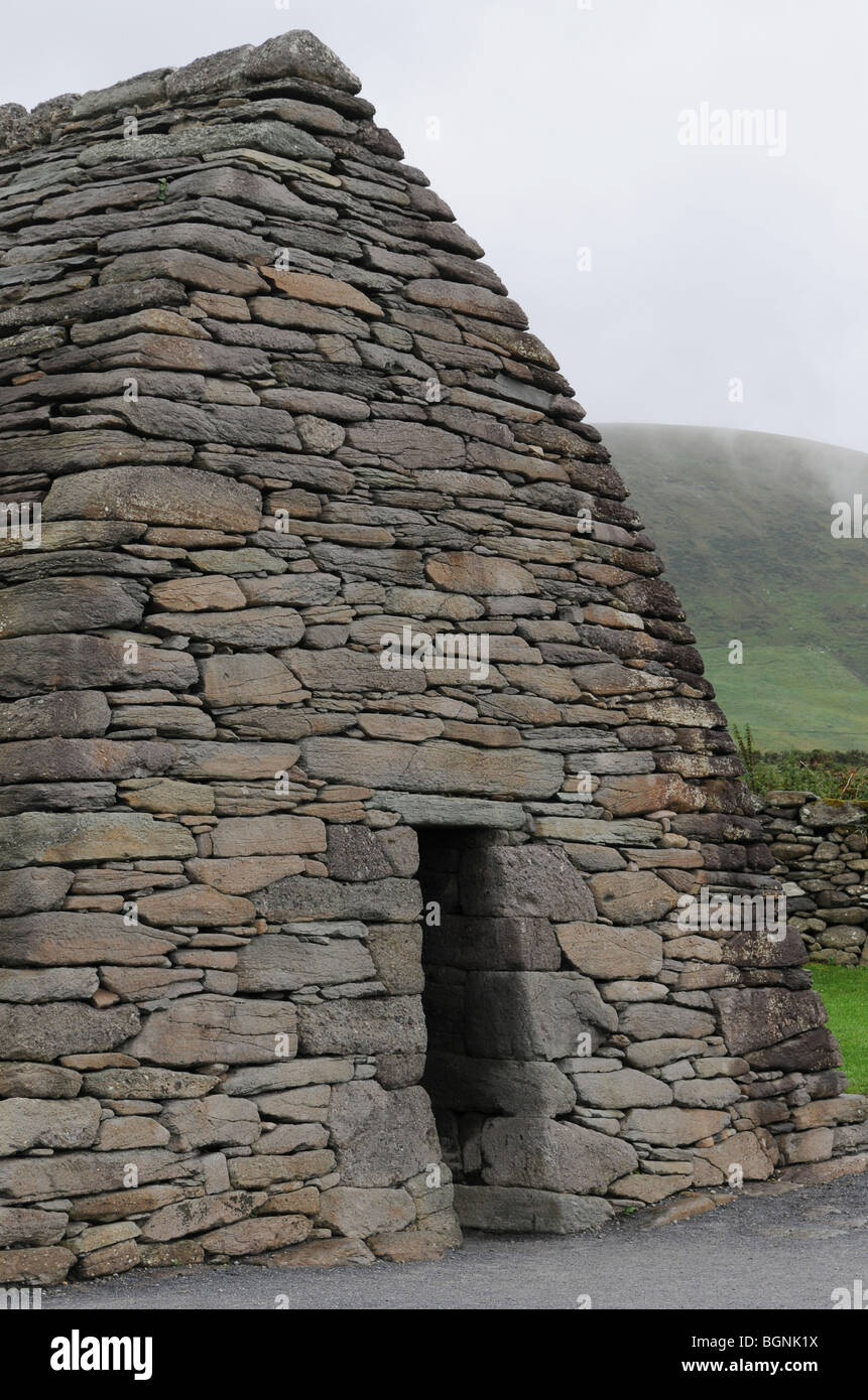 Gallarus Oratory, Dingle, County Kerry, Ireland. - Stock Image