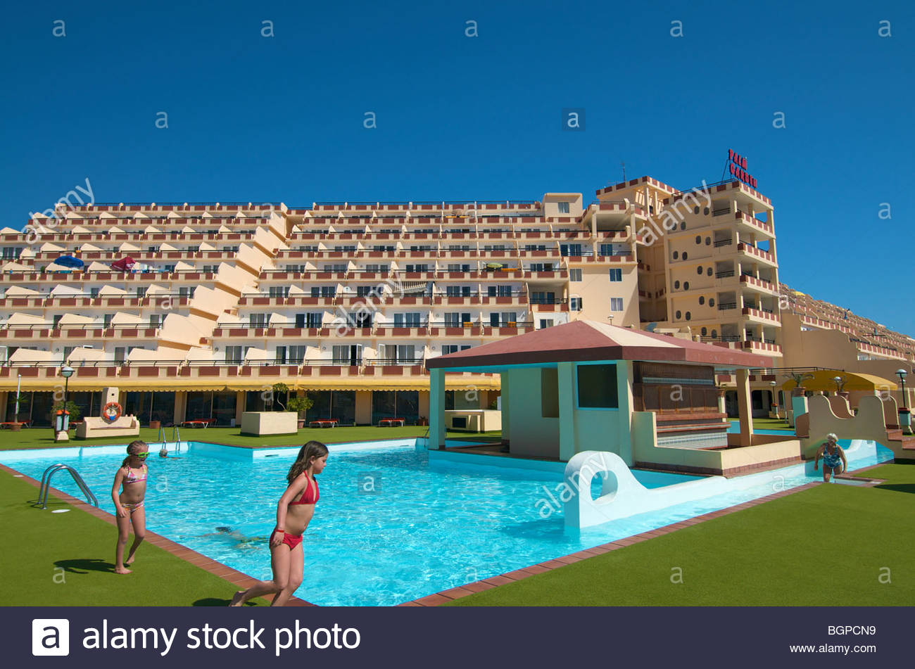 palm garden hotel jandia fuerteventura canary islands spain stock photo 27537813 alamy. Black Bedroom Furniture Sets. Home Design Ideas