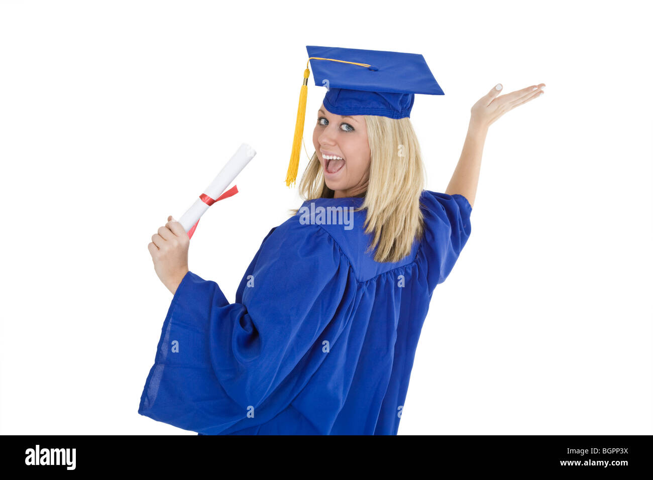 Smiling Graduate School Kids Standing Stock Photos & Smiling ...