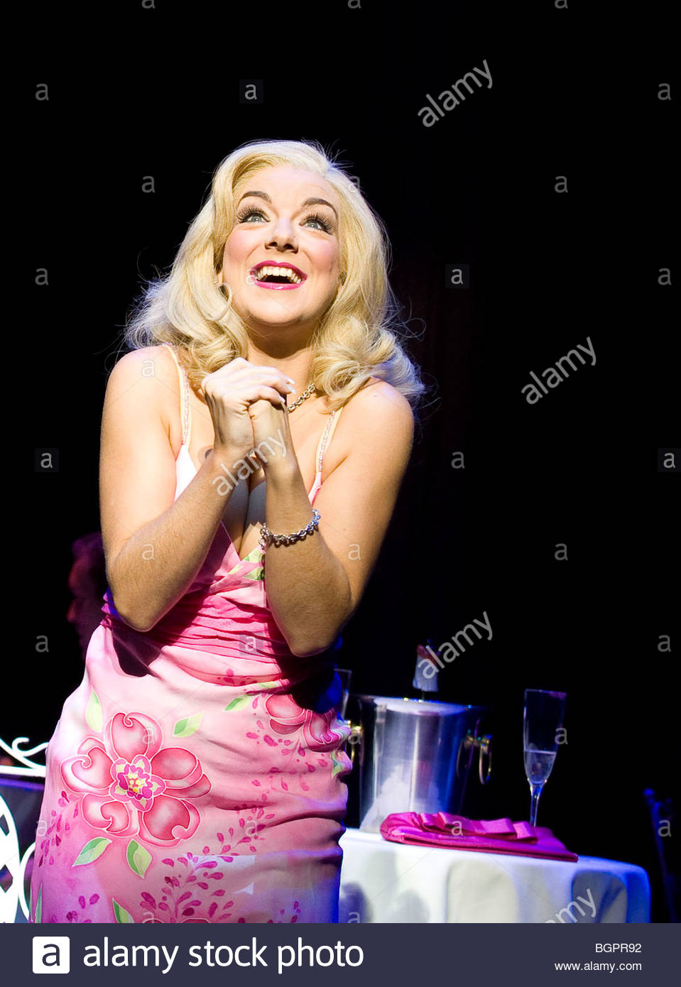 Legally Blonde The Musical - Stock Image