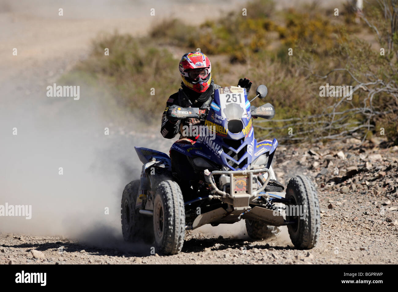 Yamaha Quad Stock Photos & Yamaha Quad Stock Images - Alamy
