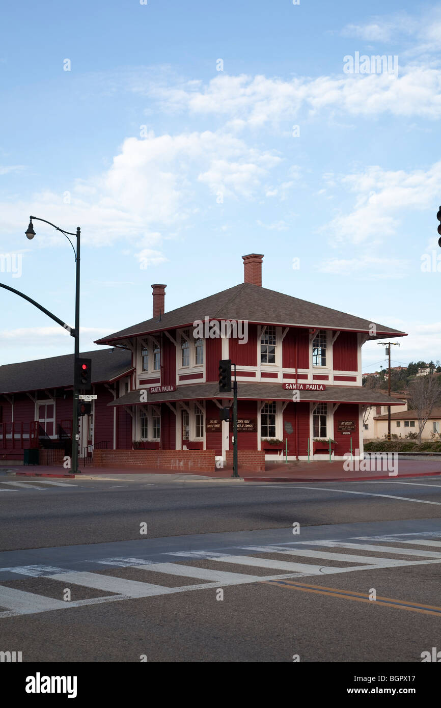 Southern pacific railroad station stock photos southern for Floor depot new orleans