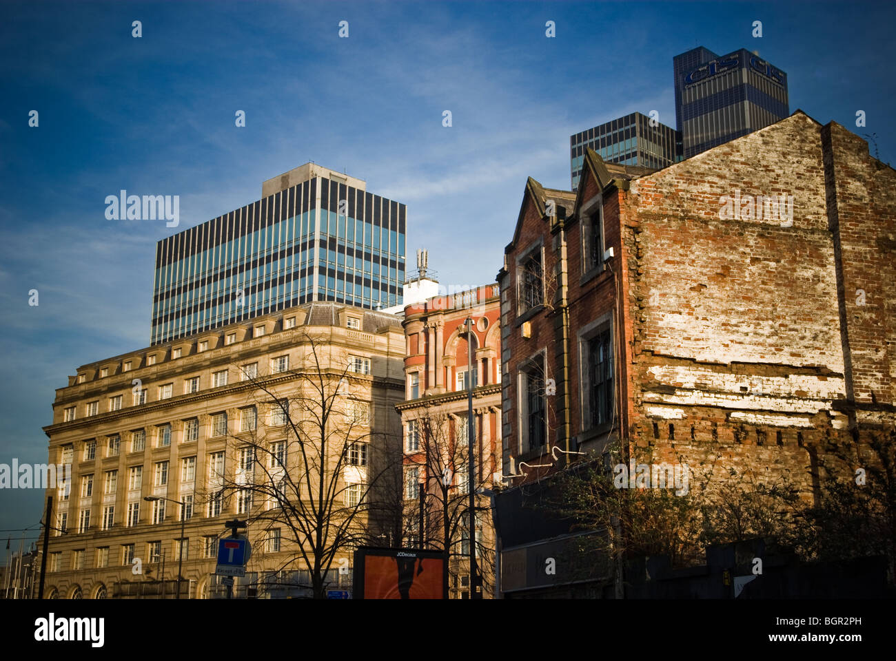 Manchester Northern Quarter - Stock Image