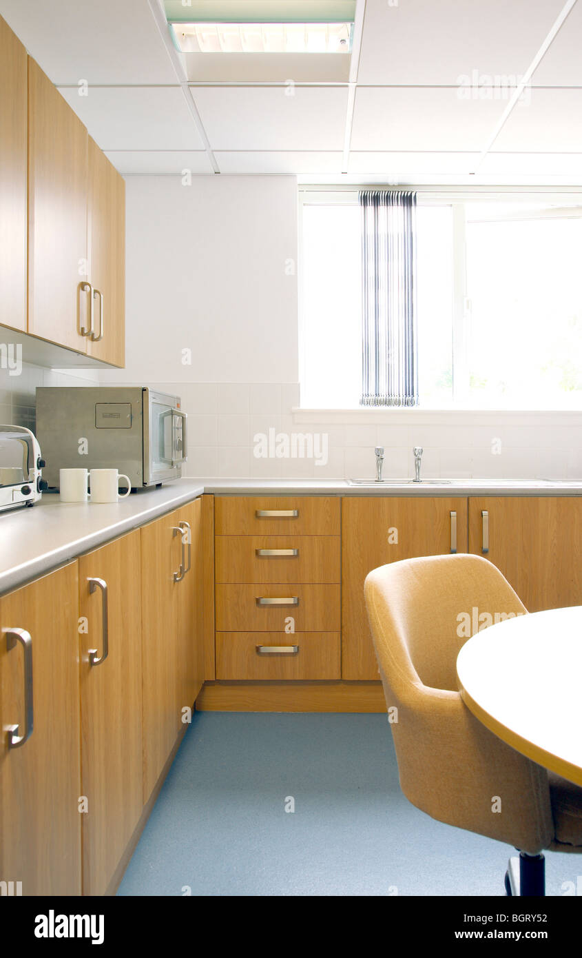Baily Garner Grade Ii Listed Dormitory Gymnasium Mess Room Toilet Facilities Open-Planned Offices Meeting Spaces - Stock Image