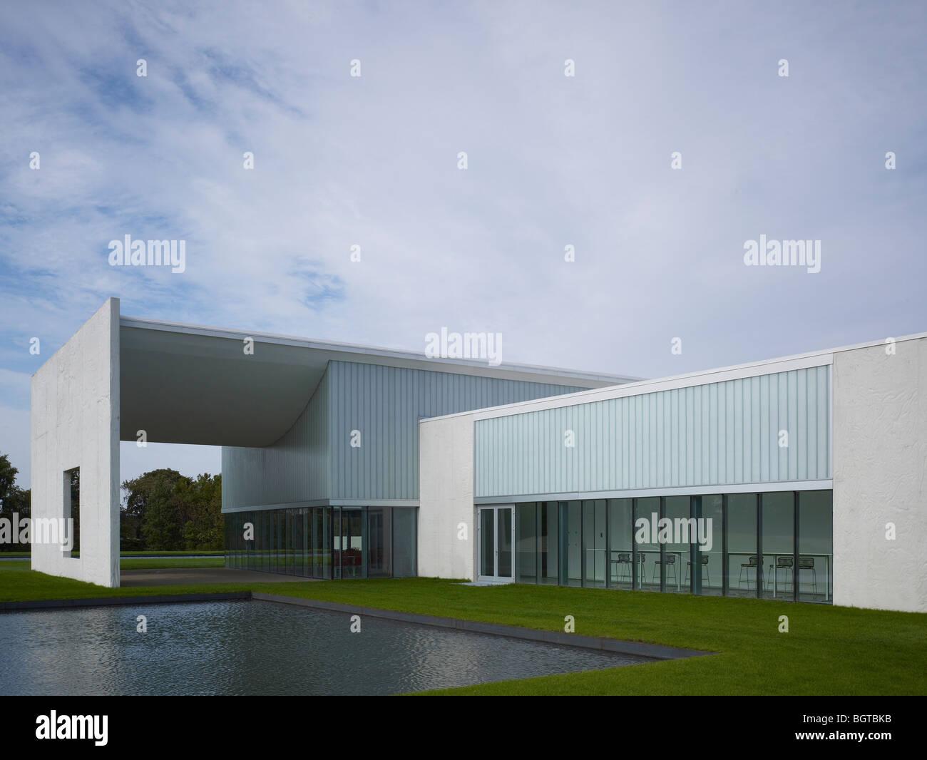 herning art center, denmark Stock Photo