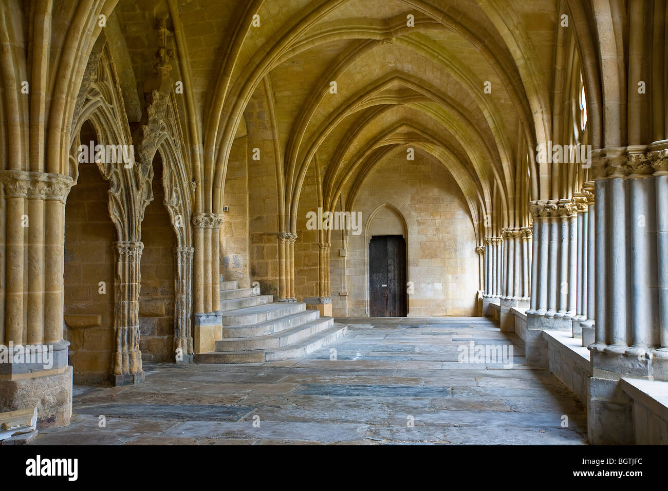SAINTE-MARIE CATHEDRAL, BAYONNE - Stock Image