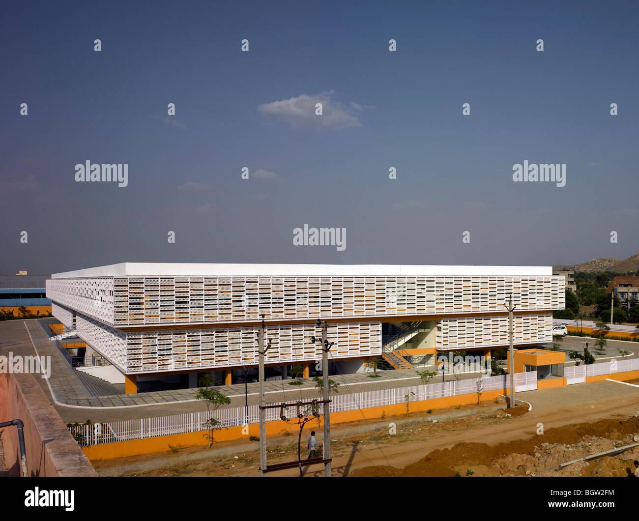 Pearl Academy Of Fashion Jaipur India Morphogenesis Stock Photo Alamy
