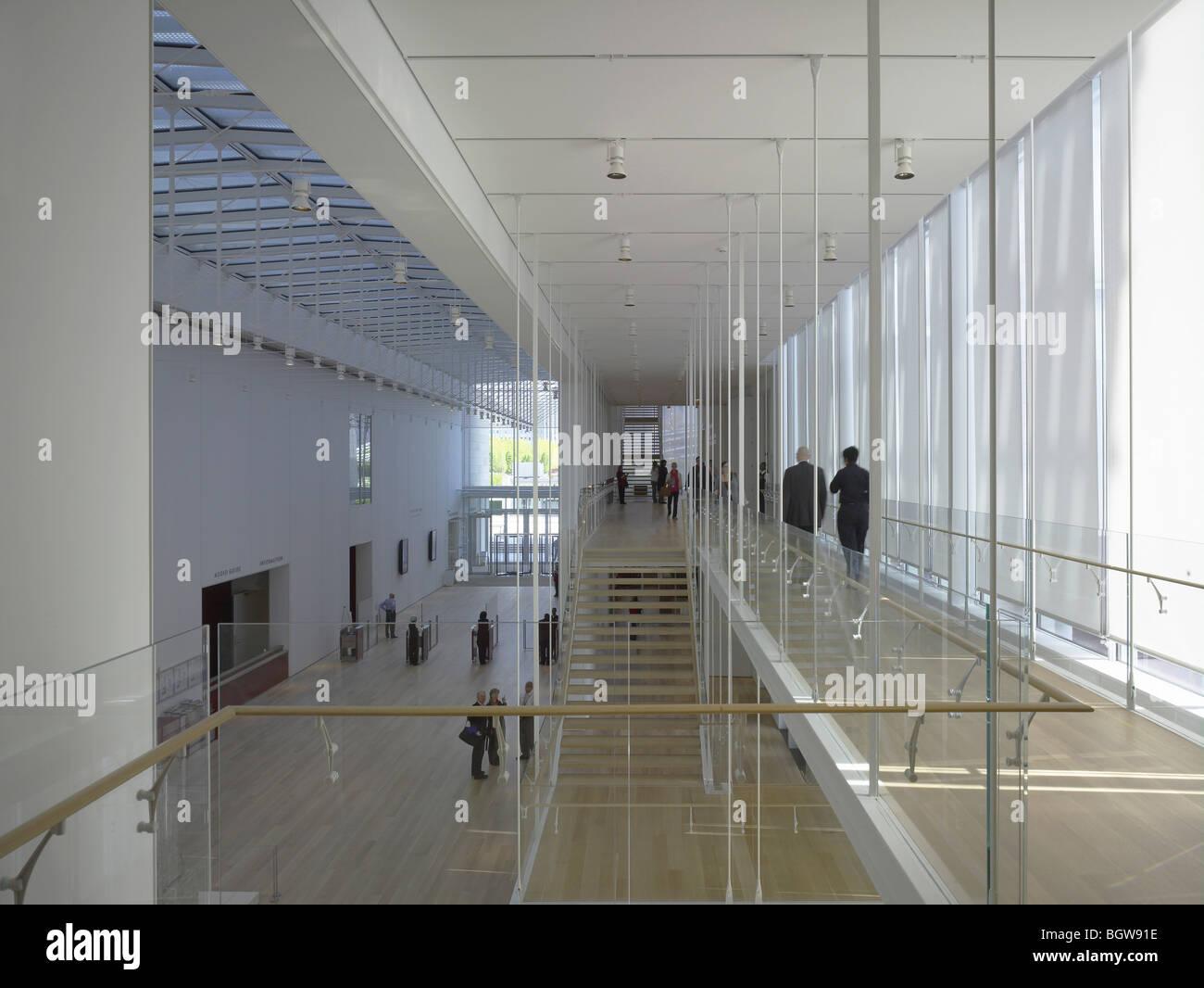 renzo piano art institute of chicago modern wing glass steel stock