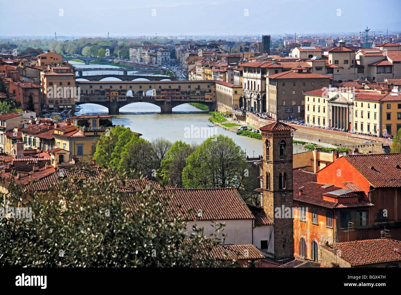 Florence, Tuscany, Italy - Stock Image