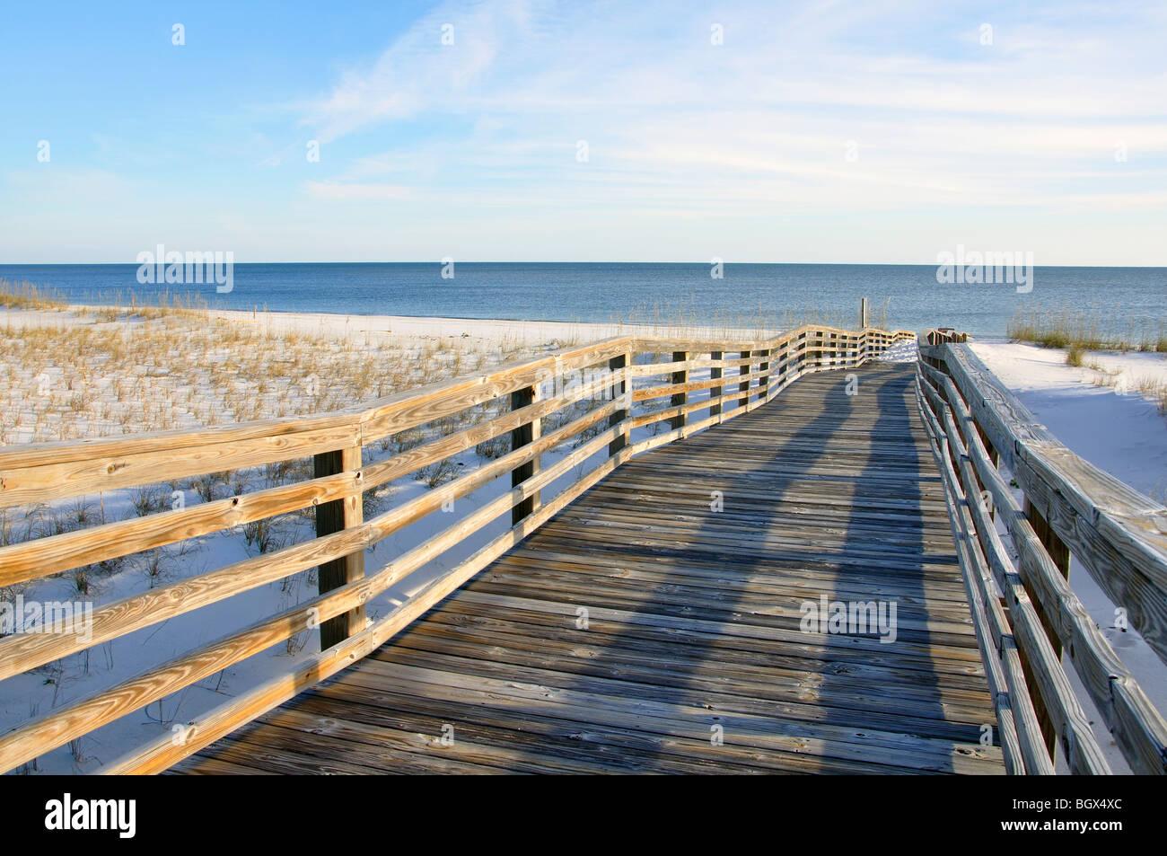 Orange Beach, Alabama, USA - Stock Image